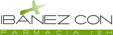 logotipo de FARMACIA IBAÑEZ CON C.B.